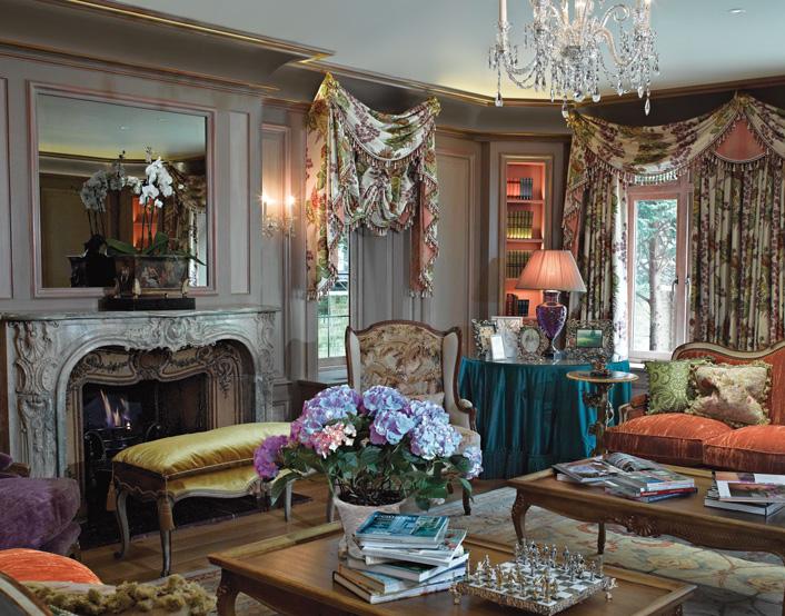 Annabel Hall Design Interior Decoration Portfolio Classic